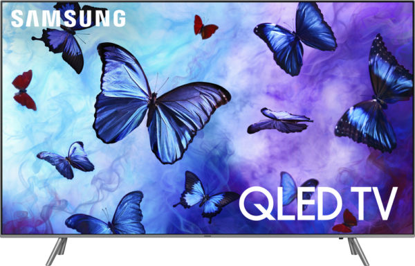 """82"""" Class LED Q6F Series 2160p Smart 4K UHD TV with HDR"""