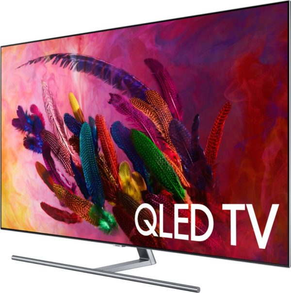 """65"""" Class LED Q7F Series 2160p Smart 4K UHD TV with HDR"""