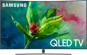 "55"" Class LED Curved Q7C Series 2160p Smart 4K UHD TV with HDR"