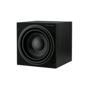 "600 Series 10"" 500W Powered Subwoofer Matte Black"