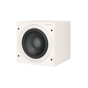 "600 Series 8"" 200W Powered Subwoofer Matte White"