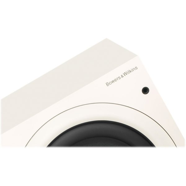 """600 Series 8"""" 200W Powered Subwoofer Matte White"""