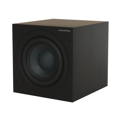 "600 Series 8"" 200W Powered Subwoofer Matte Black"