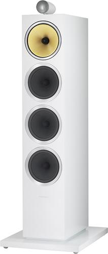 """CM10 S2 Triple 6-1/2"""" 3-Way Floorstanding Speaker (Each) Satin White"""