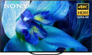 """55"""" Class OLED A8G Series 2160p Smart 4K UHD TV with HDR"""