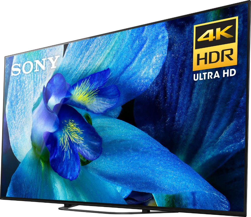 "55"" Class OLED A8G Series 2160p Smart 4K UHD TV with HDR"