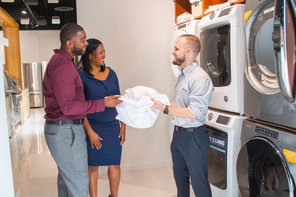 High End Washer and Dryer - Starpower
