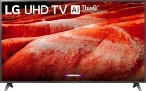 "86"" Class LED UM8070PUA Series 2160p Smart 4K UHD TV with HDR"
