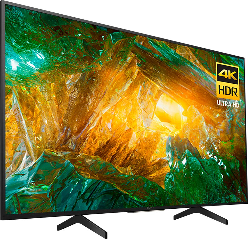 "43"" Class LED X800H Series 2160p Smart 4K UHD TV with HDR"