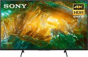 "49"" Class LED X800H Series 2160p Smart 4K UHD TV with HDR"