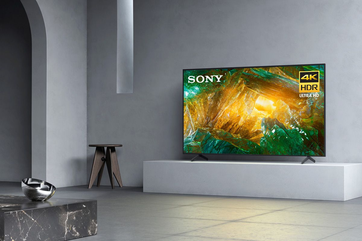 """55"""" Class LED X800H Series 2160p Smart 4K UHD TV with HDR"""