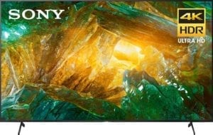 """85"""" X800H Series 4K UHD TV Smart LED with HDR"""