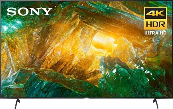 "85"" X800H Series 4K UHD TV Smart LED with HDR"