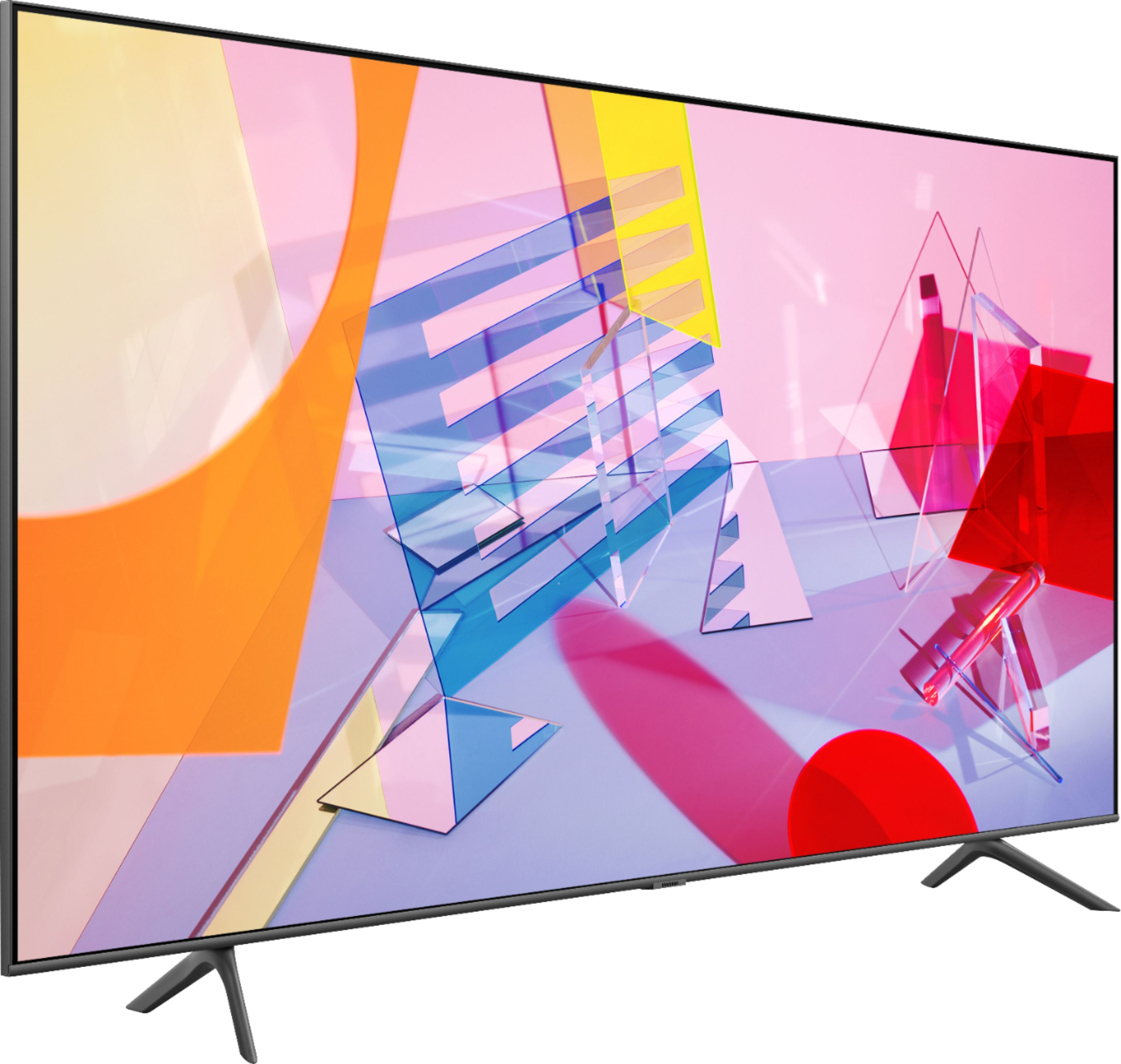 """43"""" Class QLED Q60 Series 4K UHD TV Smart LED with HDR"""