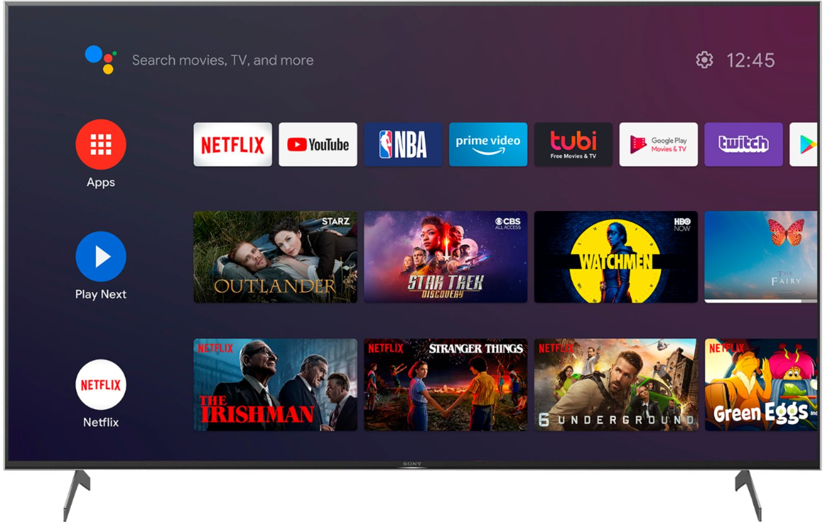 """55"""" Class X900H Series 4K UHD TV Smart LED with HDR"""