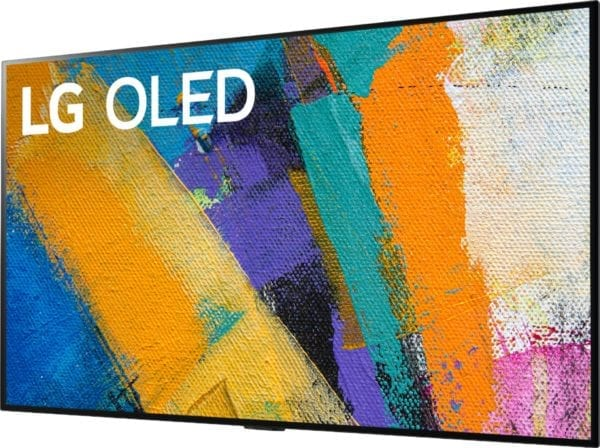 "55"" Class GX Series OLED 4K UHD Smart webOS TV"
