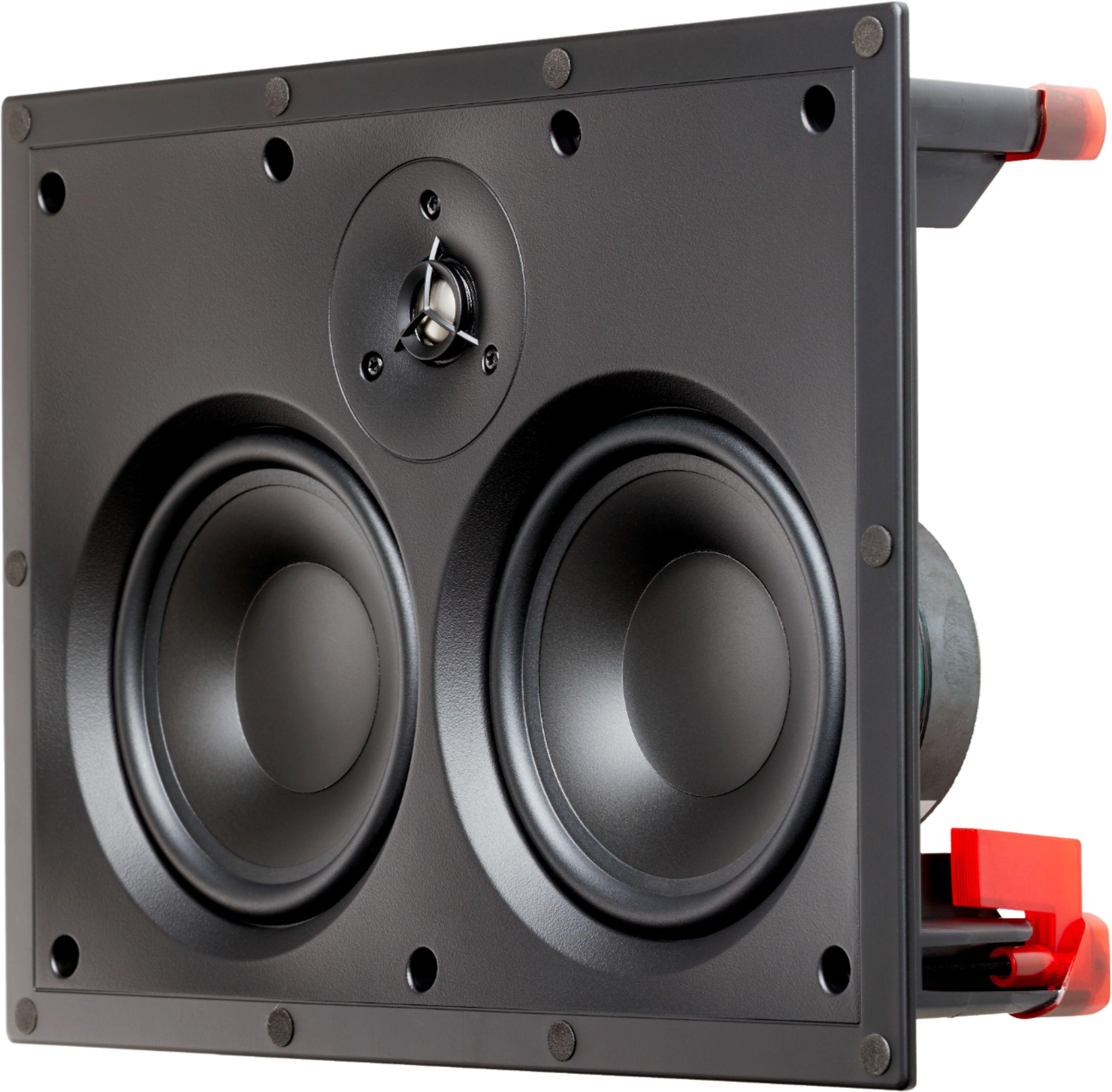 "Installer Dual 5-1/2"" 70-Watt Passive 2-Way In-Wall Speaker (Each)"