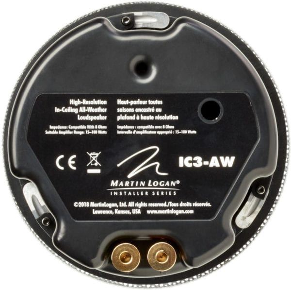 "Installer 3-1/2"" 60-Watt Passive 2-Way In-Ceiling Speaker (Each)"