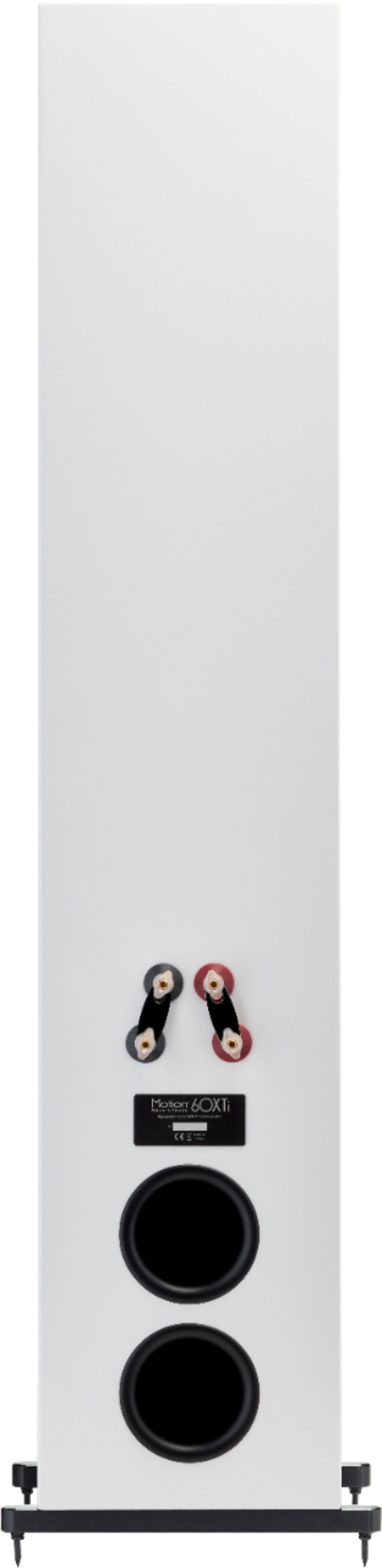 "Motion Dual 8""Passive 2.5-Way Floor Speaker (Each) Matte White"