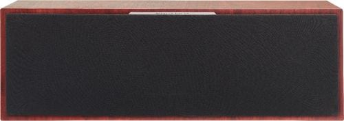 "Motion Dual 6-1/2"" Passive 2.5-Way Center-Channel Speaker Red Walnut"