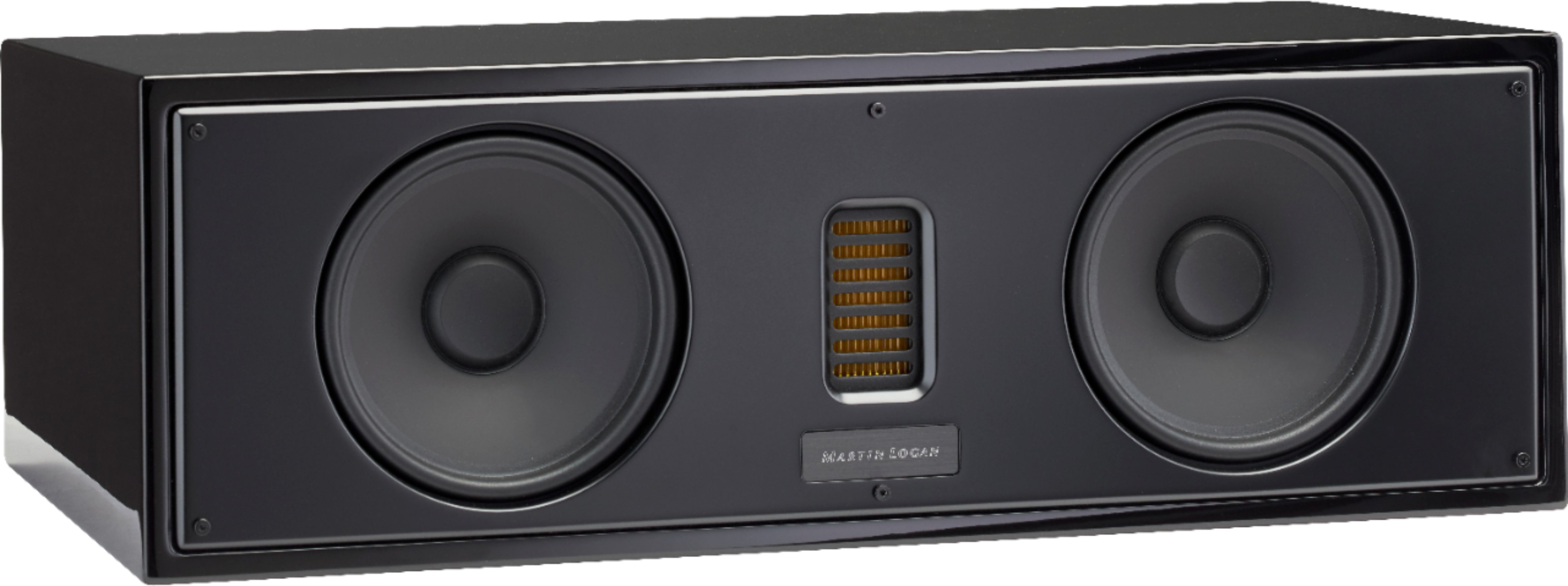 "Motion Dual 6-1/2"" Passive 2.5-Way Center-Channel Speaker"