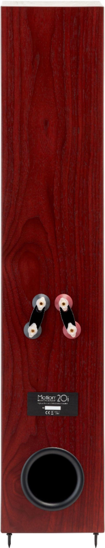 "Motion 6-1/2"" Passive 2-Way Floorstanding Speaker (Each) Red Walnut"