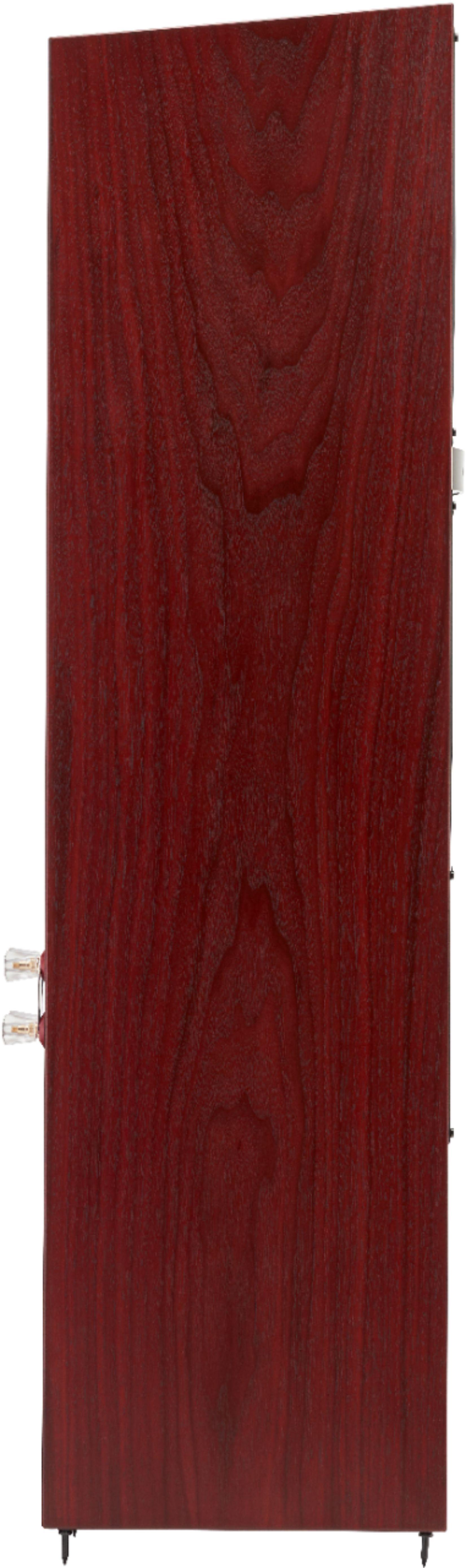 "Motion Dual 6-1/2"" Passive 2.5-Way Floor Speaker (Each) Red Walnut"