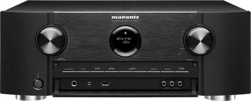 SR6015 AVR 9.2 Channel (100W x 9), Advanced 8K Upscaling, IMAX Enhanced, Music Streaming