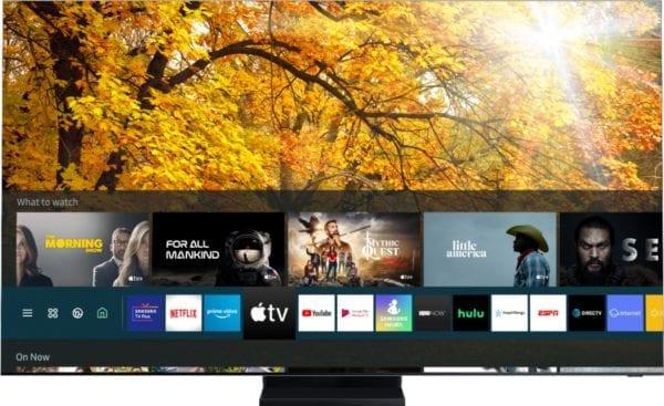 "85"" Class Q950TS Series QLED 8K UHD Smart Tizen TV"