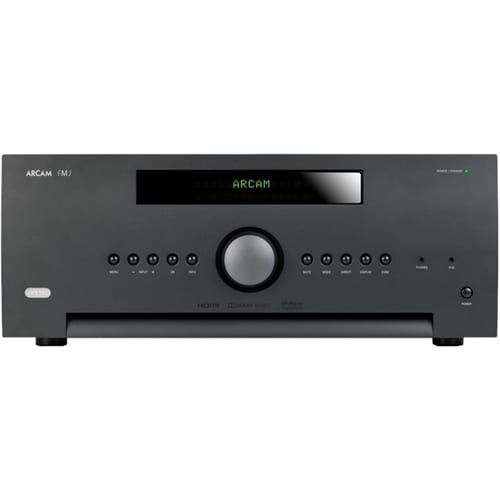 FMJ 420W 7.1.4-Ch. Network-Ready 4K Ultra HD and 3D Pass-Through A/V Home Theater Receiver