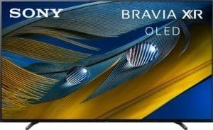 """65"""" Class BRAVIA XR A80J Series OLED 4K UHD Smart Google TV"""