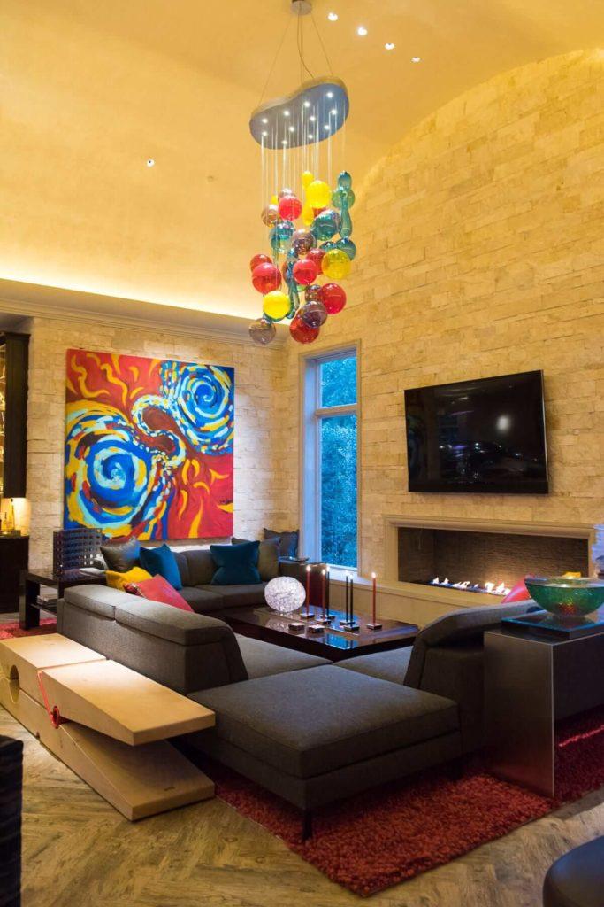 Artistic Room
