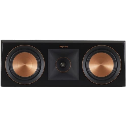 "Reference Premiere Dual 5-1/4"" 400-Watt Passive 2-Way Center-Channel Speaker"