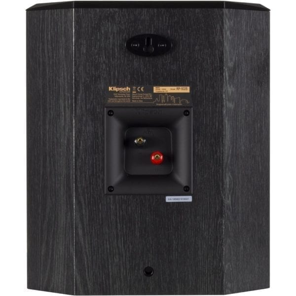 "Reference Premiere Dual 5-1/4"" 400-Watt Passive 2-Way Surround Channel Speakers (Pair)"