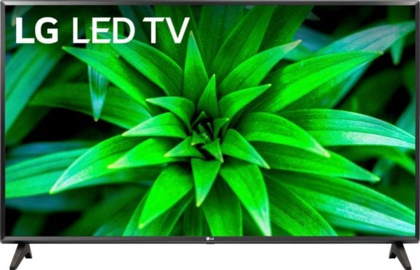 "43"" Class LED HD Smart webOS TV"