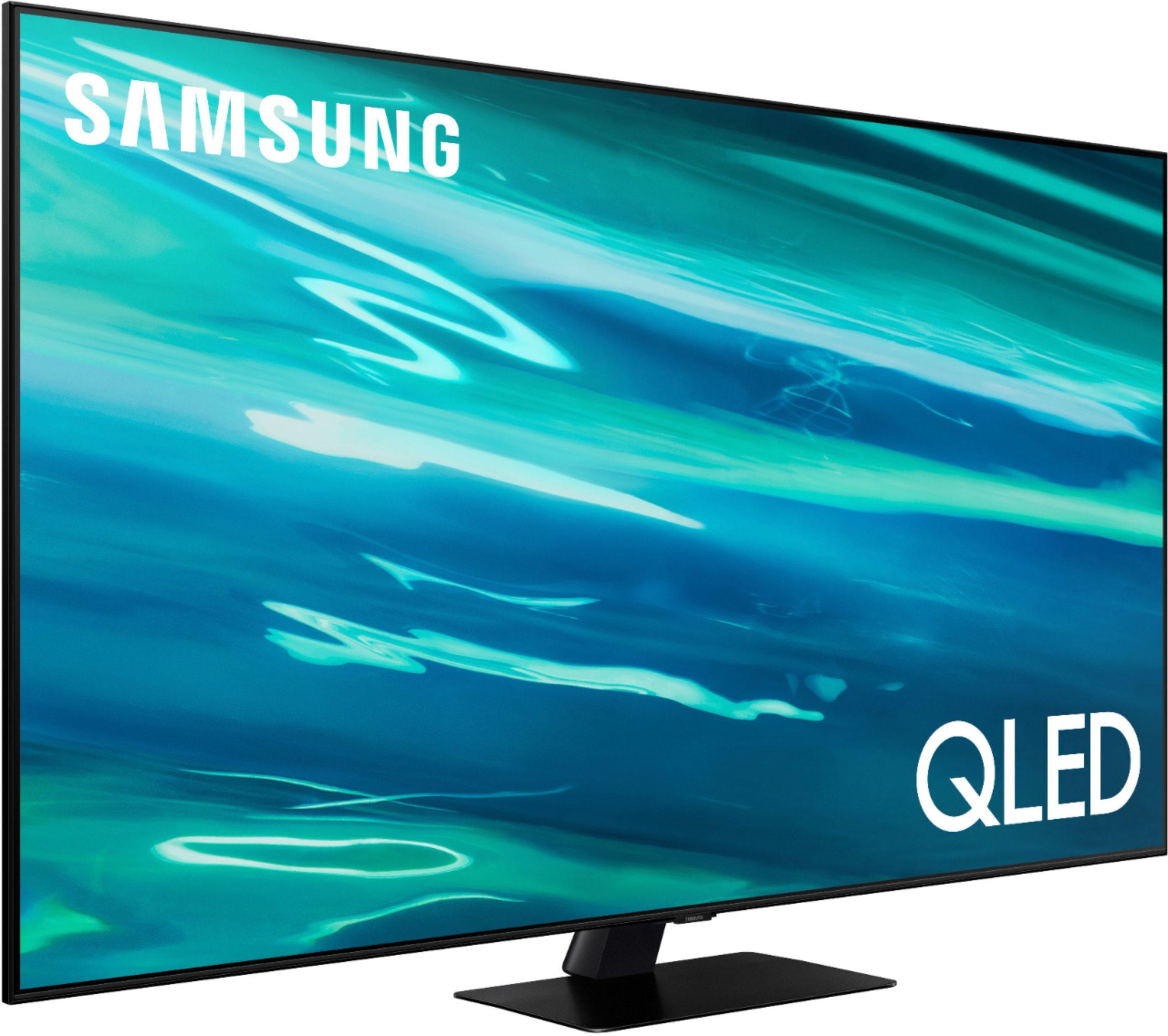 """65"""" Class  Q80A Series QLED 4K UHD Smart Tizen TV"""