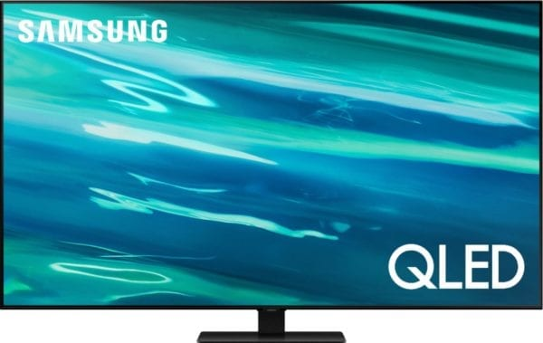 """55"""" Class  Q80A Series QLED 4K UHD Smart Tizen TV"""