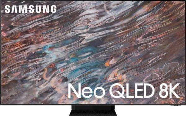 """85"""" Class QN800A Series Neo QLED 8K UHD Smart Tizen TV"""