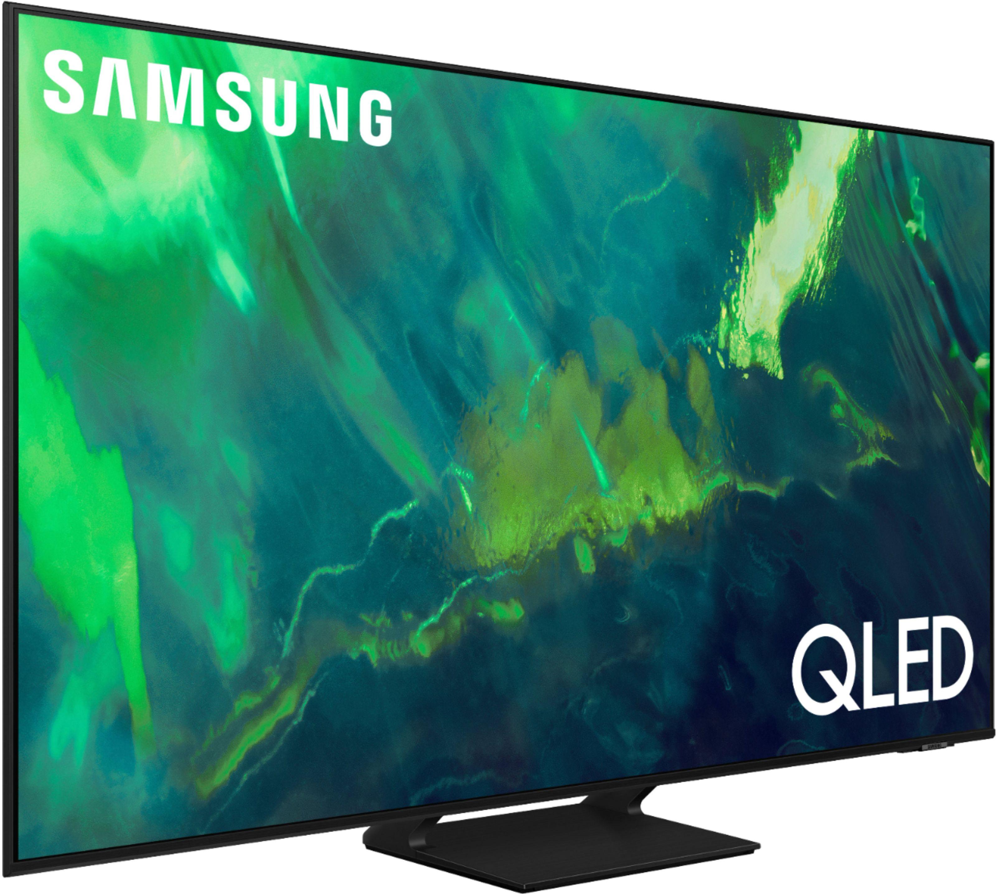 """85"""" Class  Q70A Series QLED 4K UHD Smart Tizen TV"""