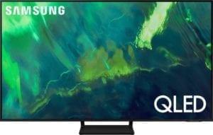 """75"""" Class  Q70A Series QLED 4K UHD Smart Tizen TV"""