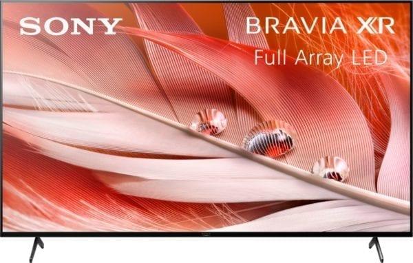 """50"""" Class BRAVIA XR X90J Series LED 4K UHD Smart Google TV"""