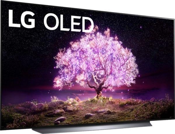 "77"" Class C1 Series OLED 4K UHD Smart webOS TV"