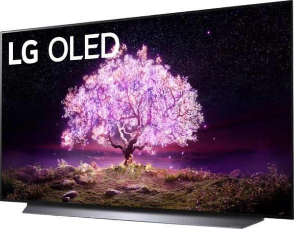 "55"" Class C1 Series OLED 4K UHD Smart webOS TV"