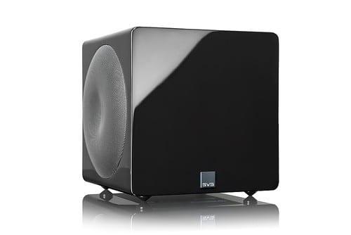 SVS 3000 Micro - Piano Gloss Black
