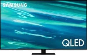 """50"""" Class  Q80A Series QLED 4K UHD Smart Tizen TV"""