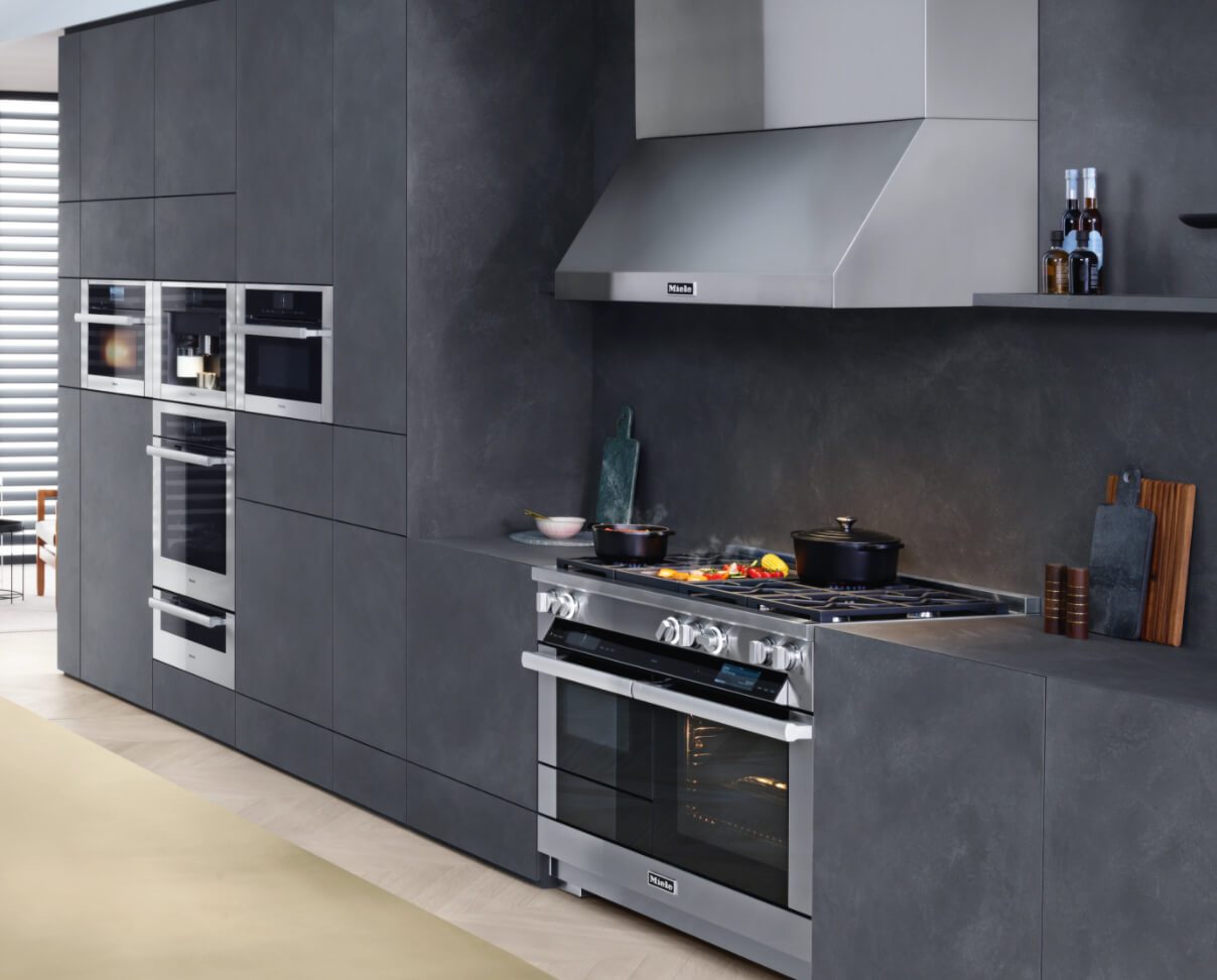 Kitchen With Dutch Oven