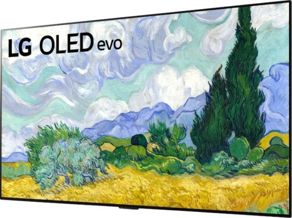"""55"""" Class G1 Series OLED evo 4K UHD Smart webOS TV with Gallery Design"""