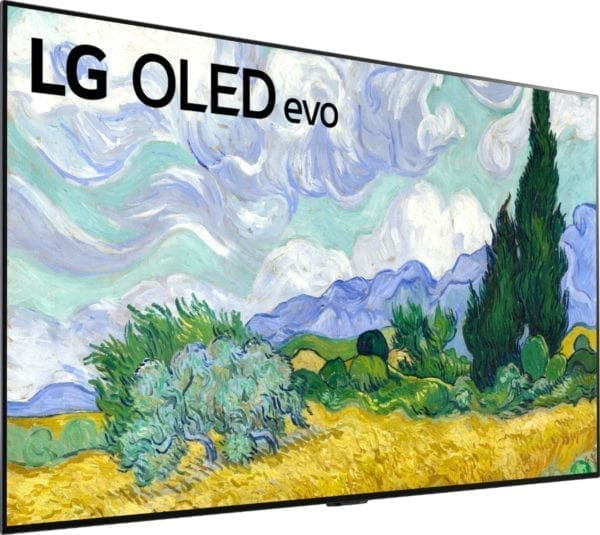 """77"""" Class G1 Series OLED evo 4K UHD Smart webOS TV with Gallery Design"""