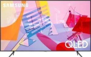 """75"""" Class Q60T Series QLED 4K UHD Smart Tizen TV"""