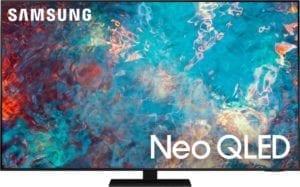 """85"""" Class QN85A Neo QLED 4K UHD Smart Tizen TV"""